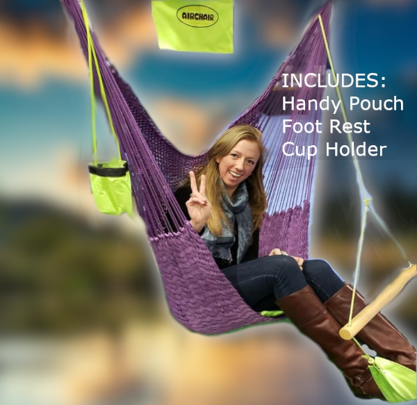 Air Hammock Rope Chair
